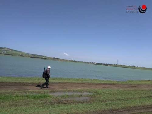 ماهیگیری در تفلیس