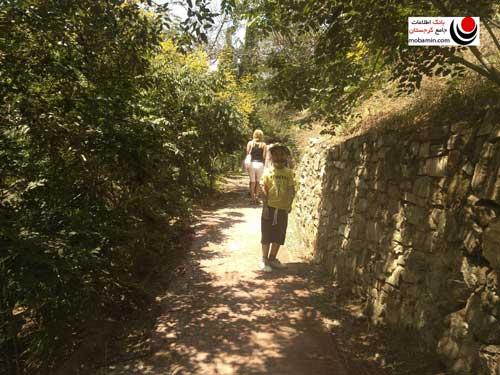 مسیر بوتانیکال گاردن