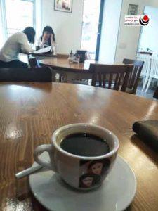 صبحانه قهوه