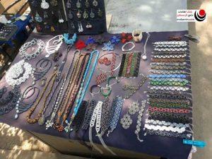 پل خشک و جواهرات